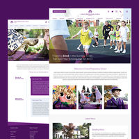 CHIEF Project: Forest School Website, School Websites, Website Design